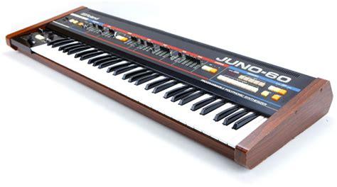 Synthesizer Roland Juno roland juno 60 vintage synth explorer