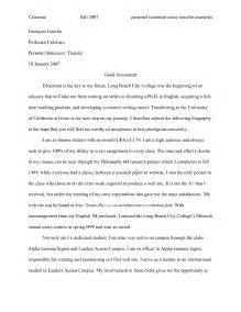 Exles Of College Essays That Worked by Exles Of College Essays That Worked Jianbochen