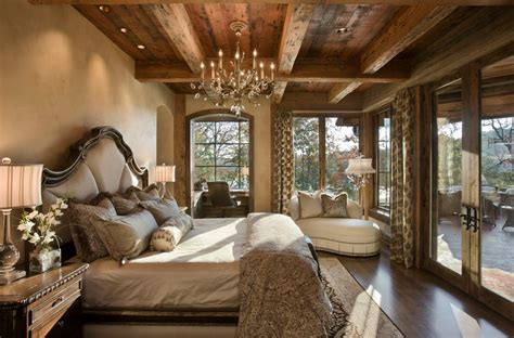rustic elegant home decor a look at 20 rustic bedrooms homes of the rich