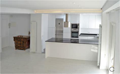 imagenes de cocinas integrales blancas las 10 mejores cocinas blancas modernas en madrid