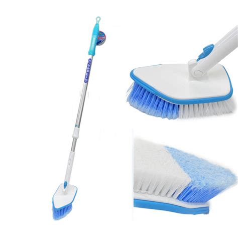 bathroom scrub brush bathroom cleaning brush long handle image bathroom 2017