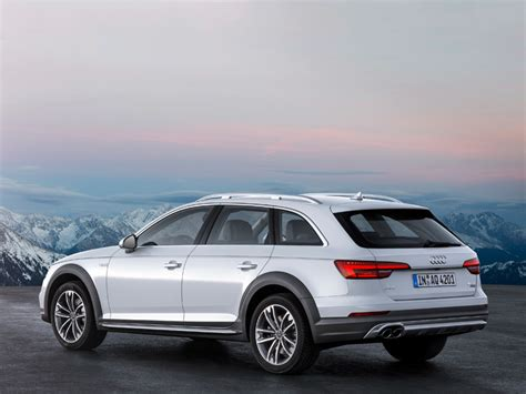 Audi A4 Sport Wagon by The 2017 A4 Allroad Quattro Is Audi S Best And Only Wagon