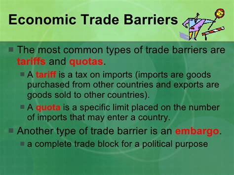3 Trade Barriers