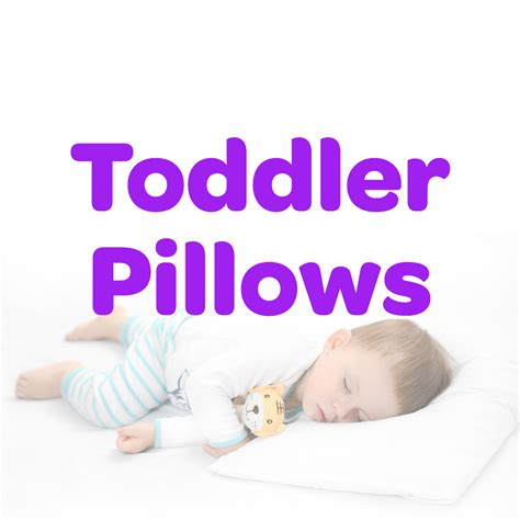 pillow for toddlers 5 best toddler pillows for 2018 toddler pillow reviews