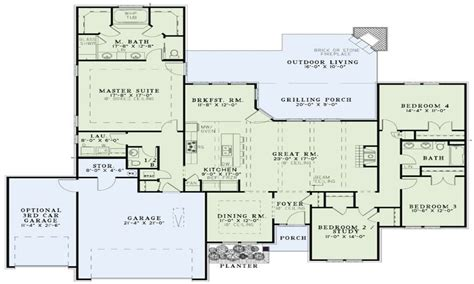 open floor plan homes dream home floor plans nelson design group house plans mexzhouse com
