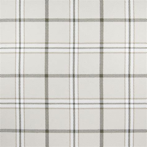 chion upholstery chino gray plaid woven upholstery fabric
