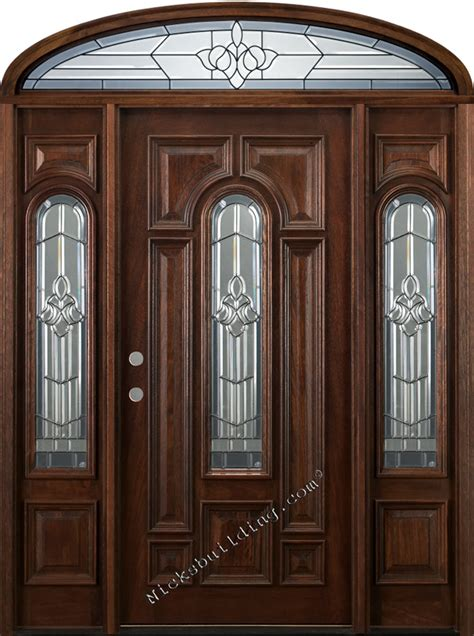 Clearance Exterior Doors Clearance Exterior Doors With Sidelights