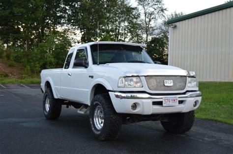 2001 ford ranger xlt extended cab 4 door 4 0l 4x4