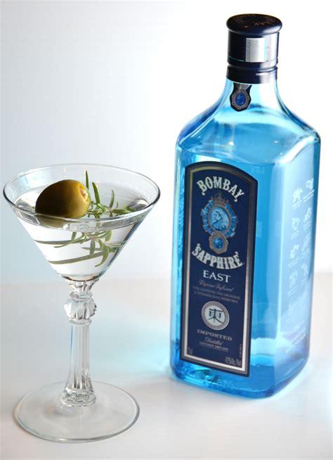 Gin Sapphire East Martini Lemongrass Elderflower