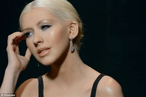 Aguilera On The Power Of Mascara by Aguilera Releases Touching New For