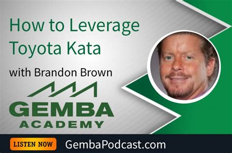 How To Leverage Mba by Toyota Gemba Academy