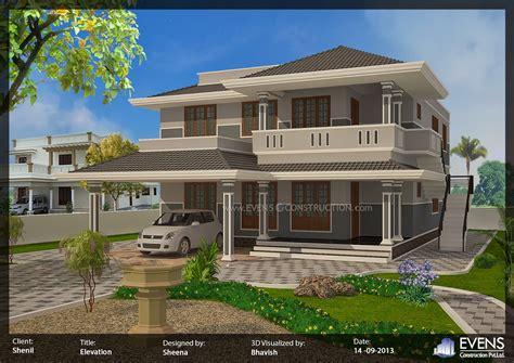 Home Interior Design In Kerala Evens Construction Pvt Ltd Cute Residence Design