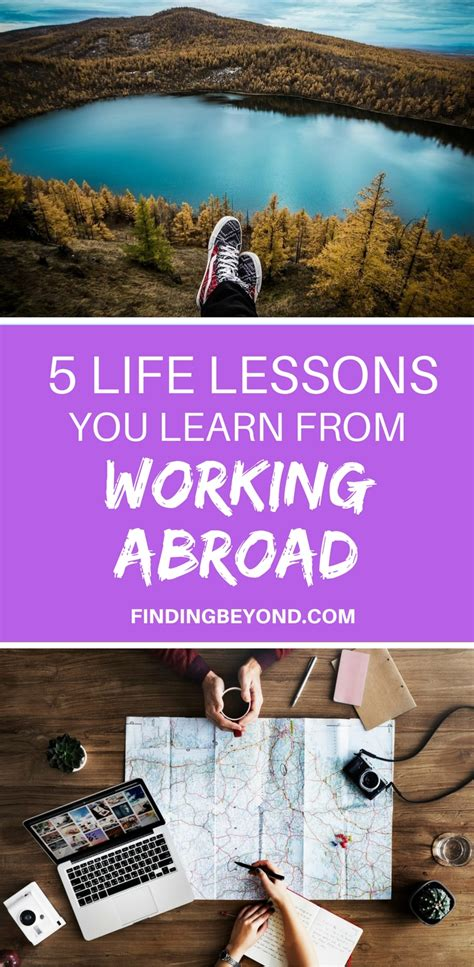 8 life lessons you ll learn from working on your car 5 life lessons you learn from working abroad finding beyond