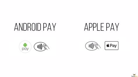 How Android Pay Works by Android Pay Vs Apple Pay Which One Is Better Technobezz