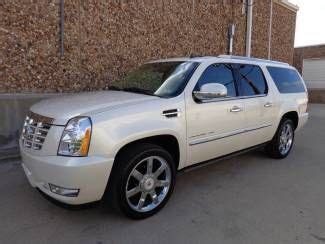 all car manuals free 2010 cadillac escalade navigation system buy used 2010 cadillac escalade esv all wheel drive premium navigation power boards clean in