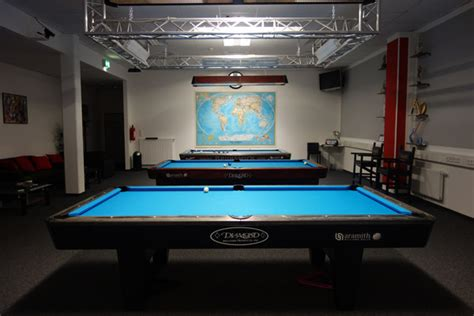billiard sport academy