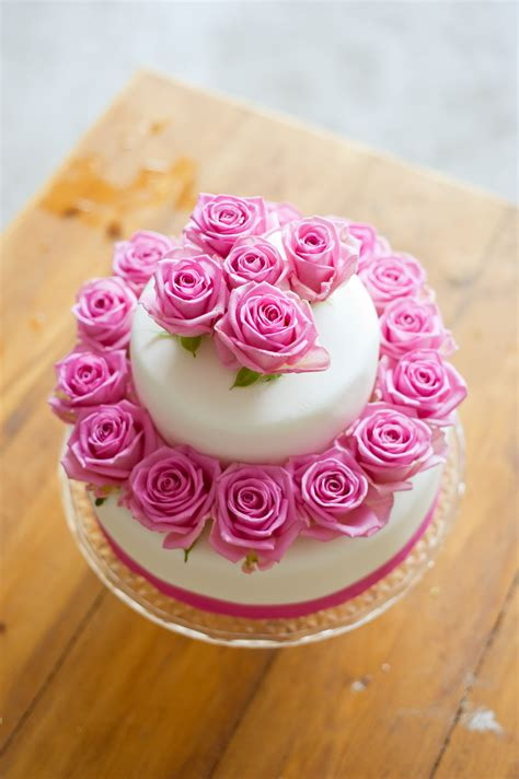 birthday cake flower cakes decoration ideas little birthday cakes