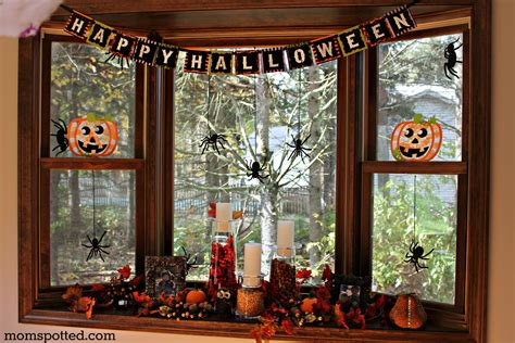 home window decoration ideas autumn halloween home decor ideas my tips tricks