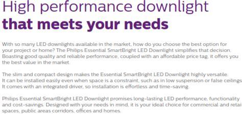 Philips Downlight Led Dn024b 7 20w philips dn024b essential smartbright led downlight lu