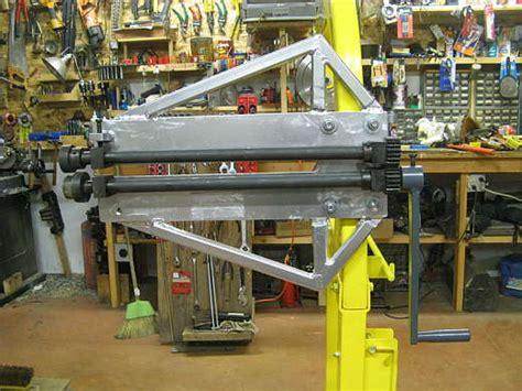 bead roller plans wheel bead roller planishing hammer shrinker