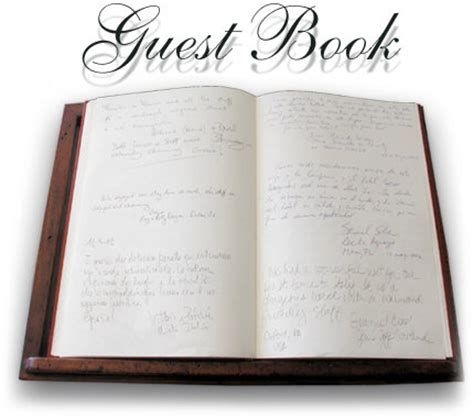 guest book picture 301 moved permanently