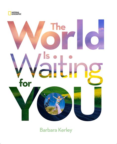 waiting for you books the world is waiting for you children s book council
