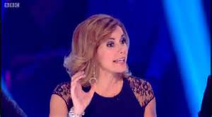 darcey bussell earrings strictly darcey bussell in designer dress on strictly come