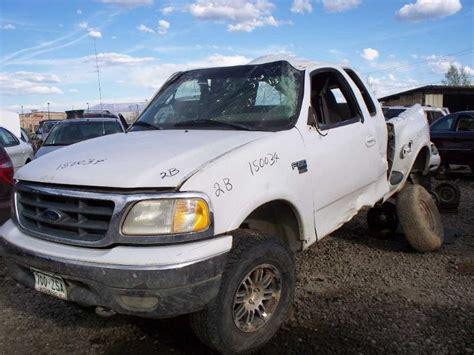 1999 ford f150 front bumper used 1999 ford ford f150 front bumper assembly