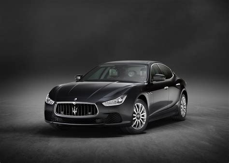maserati sport car 2017 2017 maserati ghibli gets more powerful base v6 model