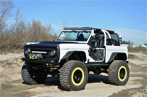 rockstar energy jeep 19 best images about 66 77 ford bronco on