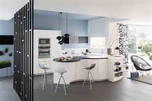 Decoration Cuisine Noir Et Blanc