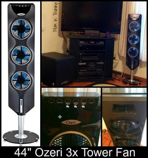 ozeri 3x tower fan stacy tilton reviews cool things down with the ozeri 3x