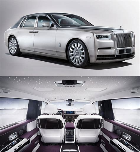 rolls royce phantom viii revealed can be optioned to cost