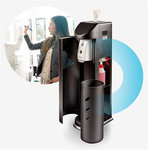 cleaning station  zogics    wipe sanitizer  storage solution