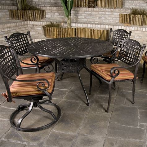 Casual Patio Furniture by Verona Dining