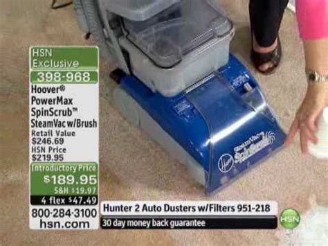 Hoover Spinscrub 50 Upholstery Attachment by Hoover Steamvac Spinscrub 50 Carpet Washer Doovi