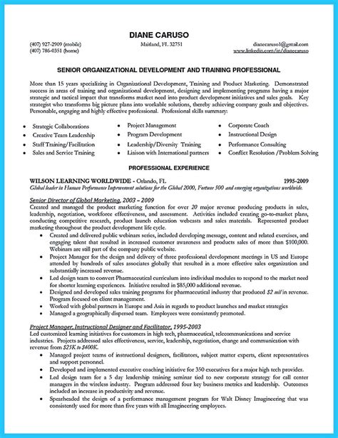 Business Development Resume by Best Words For The Best Business Development Resume And