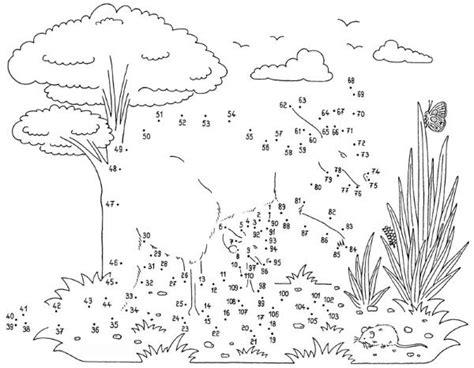 dibujos de navidad para colorear y unir puntos dibujo de unir puntos de canguro con beb 233 dibujo para