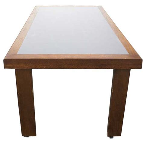 modern folding table 6 ft modern folding dining work conference table ebay