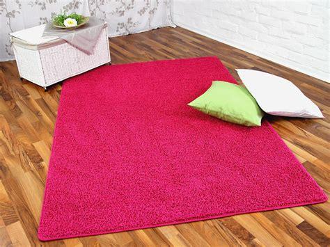 teppich in pink hochflor shaggy teppich prestige pink in 24 gr 246 223 en