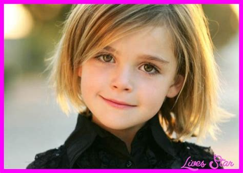 hairstyles little girl fine hair haircuts for little girls with fine hair livesstar com