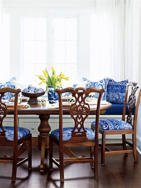 Decorating With Blue And White by Blue And White Decor Country Style Decorating With Blue