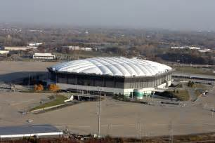Pontiac Silverdome Today Everything Must Go Silverdome S Assets For Sale Aol
