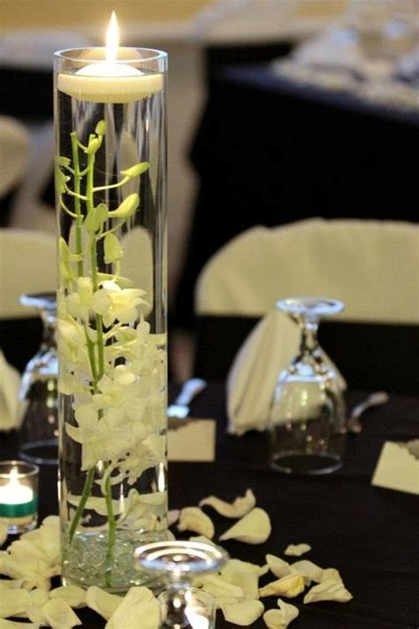Wedding Cylinder Vases Centerpiece Ideas Cylinder Vase