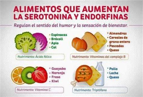 alimentos serotonina correcaminos alimentos que aumentan la serotonina y las