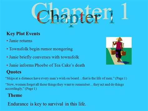key themes in chapter 1 of the great gatsby their eyes were watching god ppt download