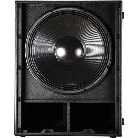 Speaker Rcf 18 Inch Subwoofer rcf sub 8004as active subwoofer with 4 inch voice coil and