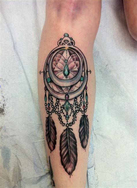 geometric dreamcatcher tattoo 18 best tattoos of the week july 16th to july 22th 2013