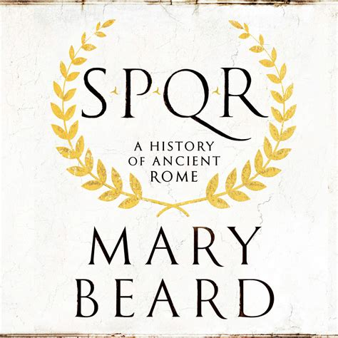 spqr a history of ancient rome unabridged by mary beard download spqr a history of ancient