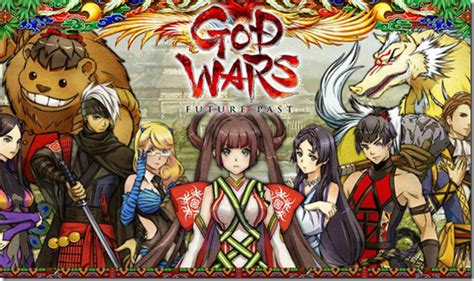 Kaset Ps4 God Wars Future Past god wars demo with carry save data out now in japan for ps4 siliconera